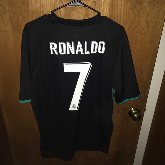 c4128716d adidas Other - Cristiano Ronaldo Real Madrid Jersey